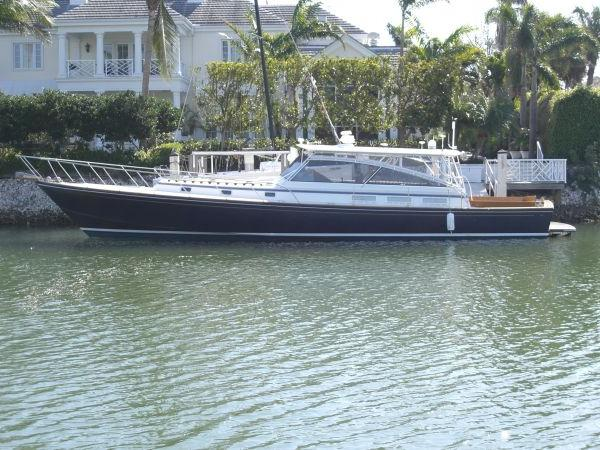 Little Harbour 55 Whisper Jet Express. Attached Images