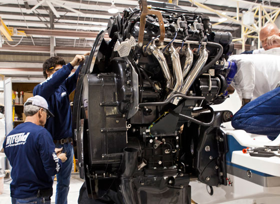 Big outboard engine by 7 marine technical discussion for New boat motor prices