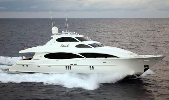 Review Lazzara 110 39 Motor Yacht Yachtforums Com