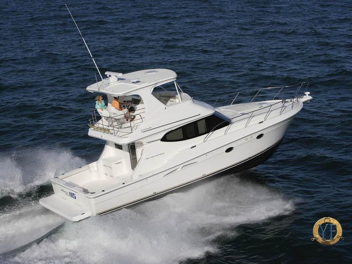 Silverton Yachts - YachtForums.