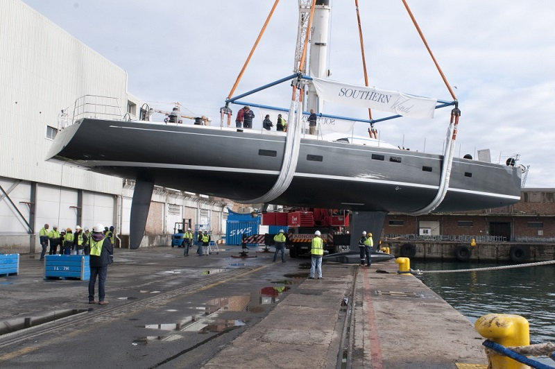 Southern Wind Shipyard Launches sloop SeaWave.jpg