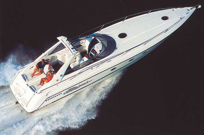 ... also like Sunseeker, a picture of a older model: Sunseeker Tomahawk 41.