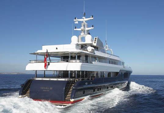 Review Oceanfast Yachts Quot Sycara Iii Quot Oceanfast Yacht