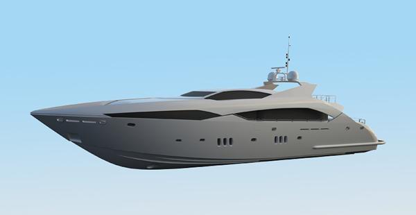 Sunseeker Predator 130 - YachtForums.