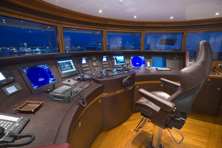 Review Heesen 154 Quot Sirocco Quot Yachtforums The World S