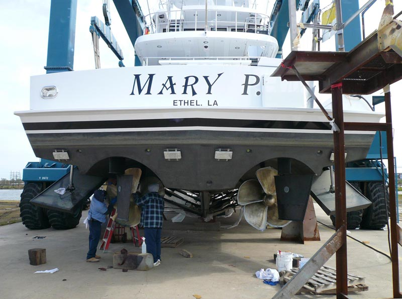 Review Trinity Yachts 122 Sportfish Quot Mary P Quot Page 3