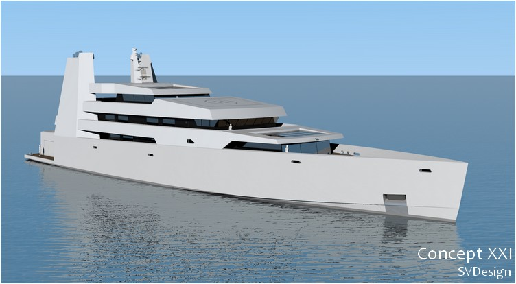 Surprise! That 48 Billion Yacht Made Of Solid Gold Was A