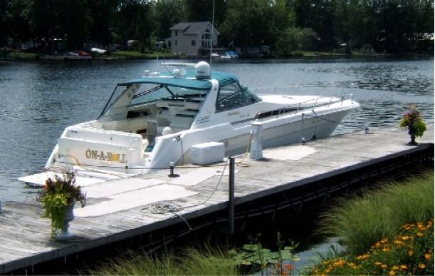 50' Sea Ray 500 Sundancer - YachtForums.